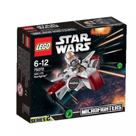 LEGO STAR WARS 75072 ARC-170 Starfighter NOWOŚĆ 2015