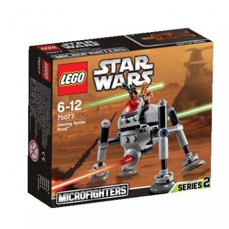 LEGO STAR WARS 75077 Driod Pająk NOWOŚĆ 2015