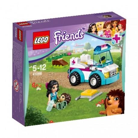 LEGO FRIENDS 41086 Karetka Weterynarza NOWOŚĆ 2015