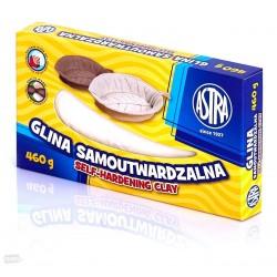 ASTRA 0066 - Materiał Plastyczny 460 g - GLINA SAMOUTWARDZALNA JASNA