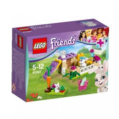 LEGO FRIENDS 41087 Królik i maluchy NOWOŚĆ 2015