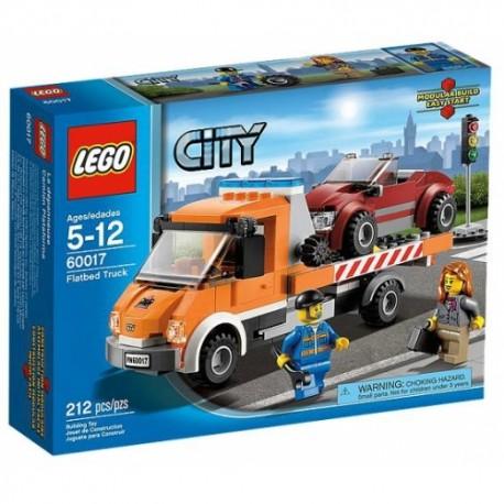 LEGO CITY 60017 Laweta