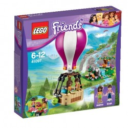 LEGO FRIENDS 41097 Balon w Heartlake NOWOŚĆ 2015