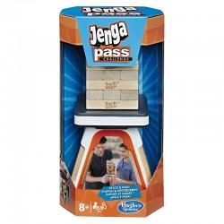 Hasbro Gra Zręcznościowa JENGA PASS CHALLENGE E0585