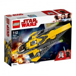 LEGO STAR WARS 75214 Jedi Starfighter Anakina