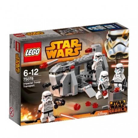 LEGO STAR WARS 75078 Transport Szturmowców Imperium NOWOŚĆ 2015