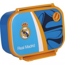 ASTRA 91860 - Pudełko Śniadaniowe - LUNCH BOX REAL MADRYT