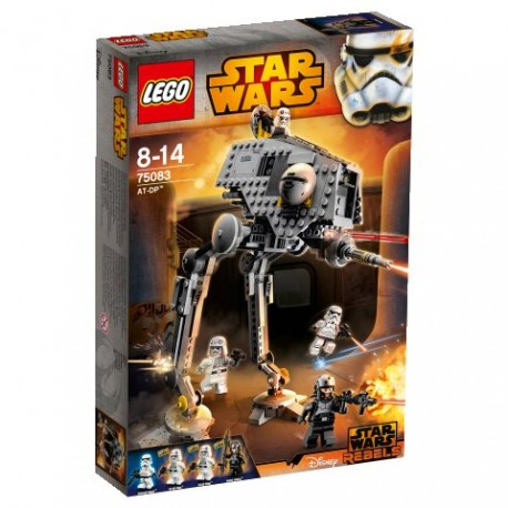 LEGO STAR WARS 75083 AT-DP Pilot NOWOŚĆ 2015
