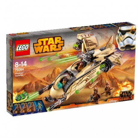 LEGO STAR WARS 75084 Okręt Bojowy Wookiee NOWOŚĆ 2015