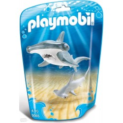 PLAYMOBIL 9065 Family Fun RYBY MŁOTY