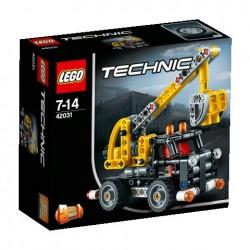 LEGO TECHNIC 42031 Ciężarówka z wysięgnikiem NOWOŚĆ 2015