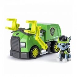 Psi Patrol Mission Paw Śmieciarka z Figurką ROCKY 6031703 9029