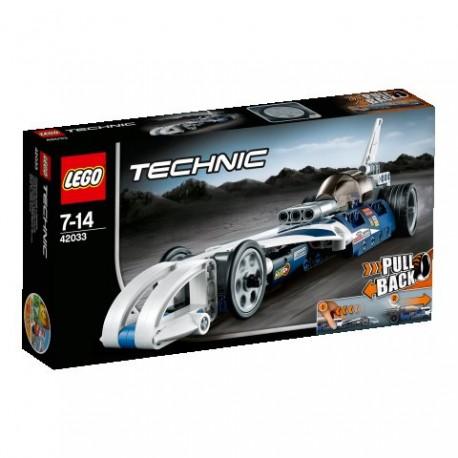 LEGO TECHNIC 42033 Błyskawica NOWOŚĆ 2015