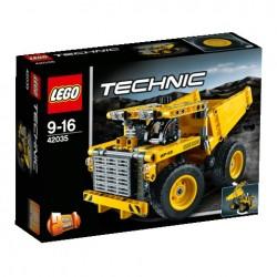 LEGO TECHNIC 42035 Ciężarówka Górnicza NOWOŚĆ 2015