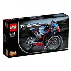 LEGO TECHNIC 42036 Miejski Motocykl NOWOŚĆ 2015