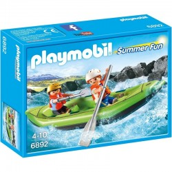 PLAYMOBIL 6892 Summer Fun SPŁYW PONTONEM