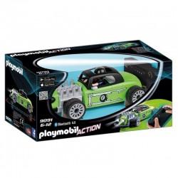PLAYMOBIL Action 9091 Wyścigówka Zdalnie Sterowana ROCK'N'ROLL