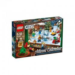 LEGO CITY 60155 Kalendarz Adwentowy