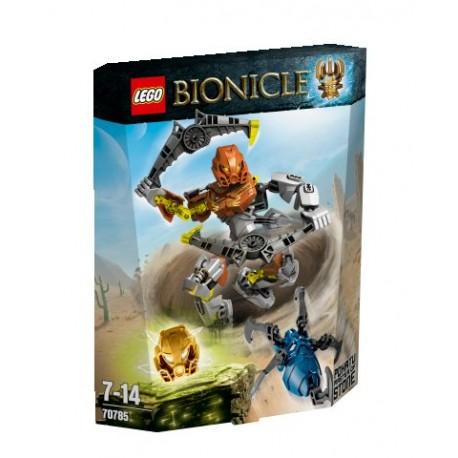 LEGO BIONICLE 70785 Władca Skał - Pohatu NOWOŚĆ 2015