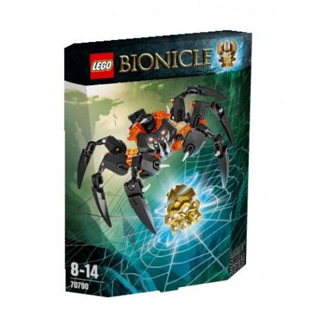 LEGO BIONICLE 70790 Lord Pająków Zagłady NOWOŚĆ 2015
