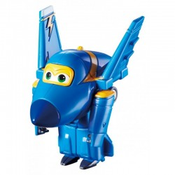 SUPER WINGS Transformujący LOTEK JEROME Samolot i Robot 710230