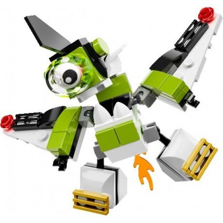 Lego Mixels 41528 Seria 4 - Niksput NOWOŚĆ 2015