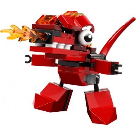 Lego Mixels 41530 Seria 4 - Meltus NOWOŚĆ 2015