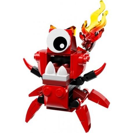 Lego Mixels 41531 Seria 4 - Flamzer NOWOŚĆ 2015