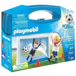 PLAYMOBIL Sports & Action 5654 Walizka BRAMKA PIŁKARSKA