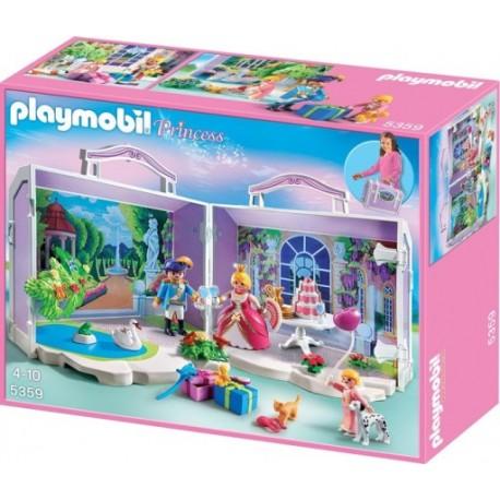 PLAYMOBIL Princess 5359 Kuferek URODZINY KSIĘŻNICZKI