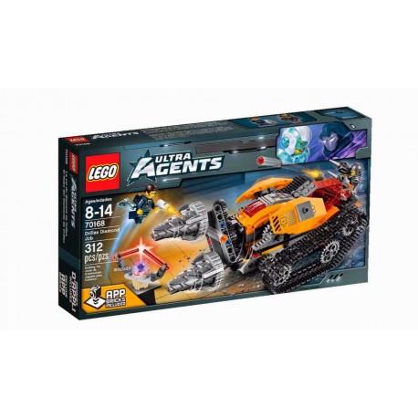 LEGO ULTRA AGENTS 70168 Wiertnica NOWOŚĆ 2015