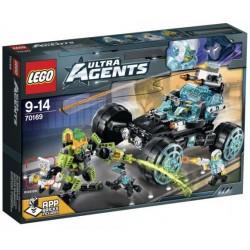 LEGO ULTRA AGENTS 70169 Tajna patrolówka NOWOŚĆ 2015