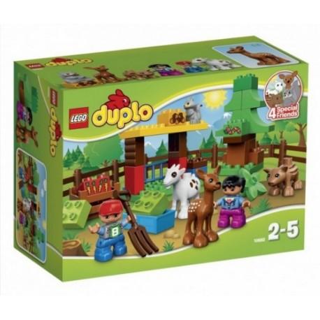 LEGO DUPLO 10582 Ville - Leśne zwierzęta NOWOŚĆ 2015