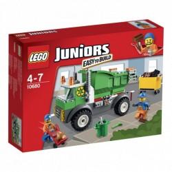 LEGO JUNIORS 10680 Śmieciarka NOWOŚĆ 2015