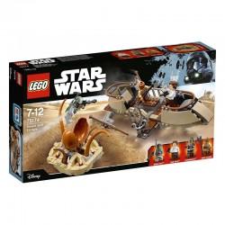 LEGO STAR WARS 75174 Ucieczka na Pustynnej Barce