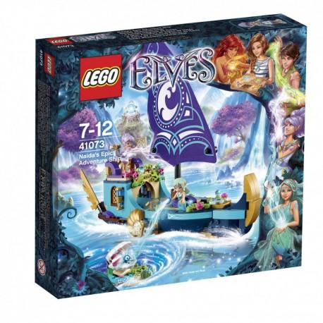LEGO ELVES 41073 Statek Naidy NOWOŚĆ 2015