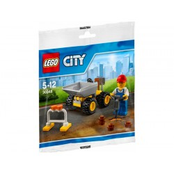 LEGO CITY 30348 Mini Wywrotka
