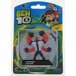 BEN 10 Minifigurki CZTERORĘKI 76764