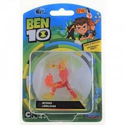 BEN 10 Minifigurki INFERNO 76762