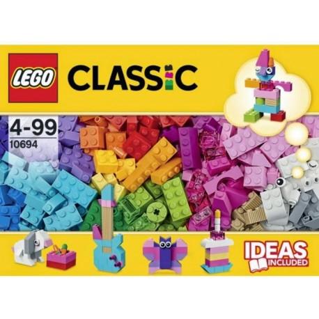 LEGO Classic 10694 Kreatywne Klocki w Jasnych Kolorach NOWOŚĆ 2015