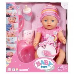 ZAPF CREATION Interaktywna Lalka Baby Born 116716