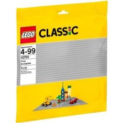 LEGO Classic 10701 Płytka Konstrukcyjna - Szara NOWOŚĆ 2015