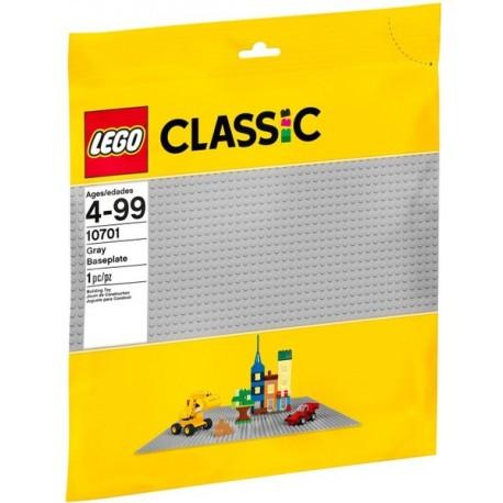 LEGO Classic 10701 Płytka Konstrukcyjna - Szara