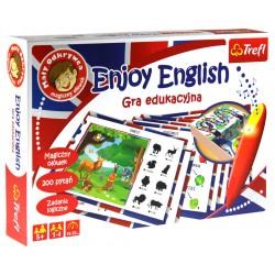 TREFL Gra Edukacyjna ENJOY ENGLISH 01605