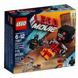 LEGO MOVIE 70817 Batman i Zła Kicia NOWOŚĆ 2015