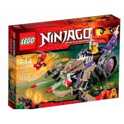 LEGO NINJAGO 70745 Niszczyciel Anacondrai NOWOŚĆ 2015
