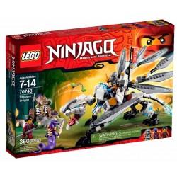 LEGO NINJAGO 70748 Tytanowy Smok NOWOŚĆ 2015