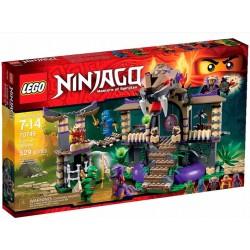 LEGO NINJAGO 70749 Wężowe Wrota NOWOŚĆ 2015