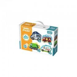 TREFL BABY Puzzle ZAWODY I POJAZDY 36071