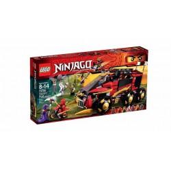 LEGO NINJAGO 70750 Ninja DB X NOWOŚĆ 2015